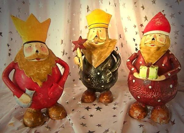 Die kleinen Heiligen 3 Könige